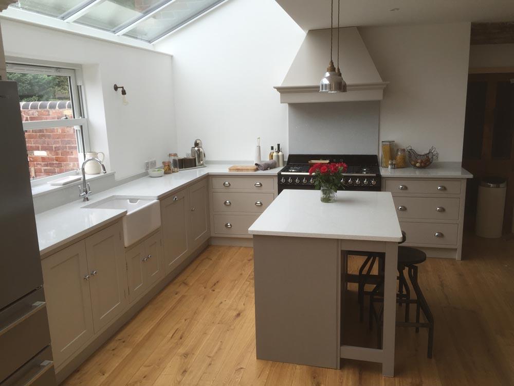 gf cabinet makers cupboardless cream kitchen1 - GF Cabinet ...